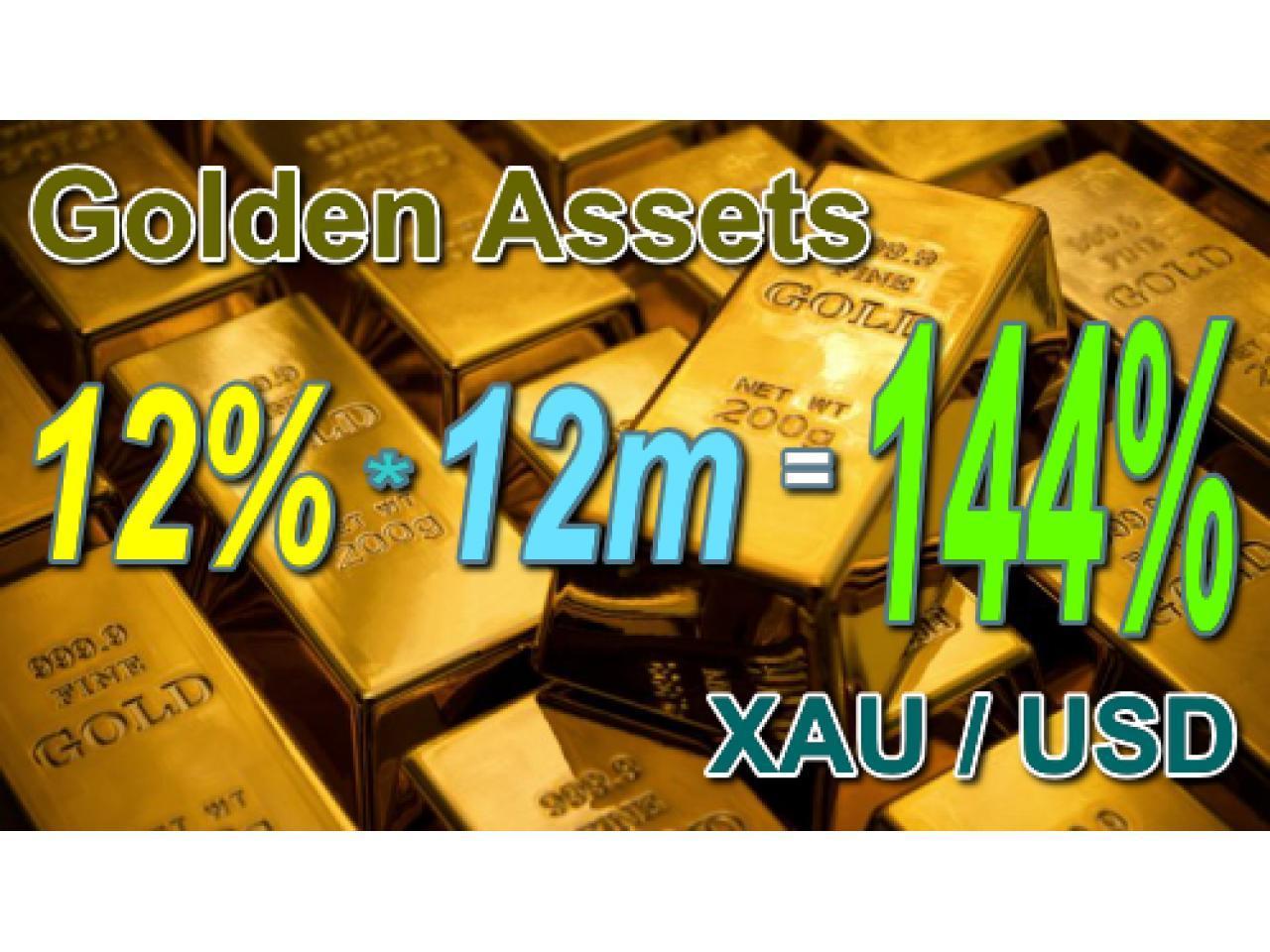 Управление активами в драгоценных металлах - 1