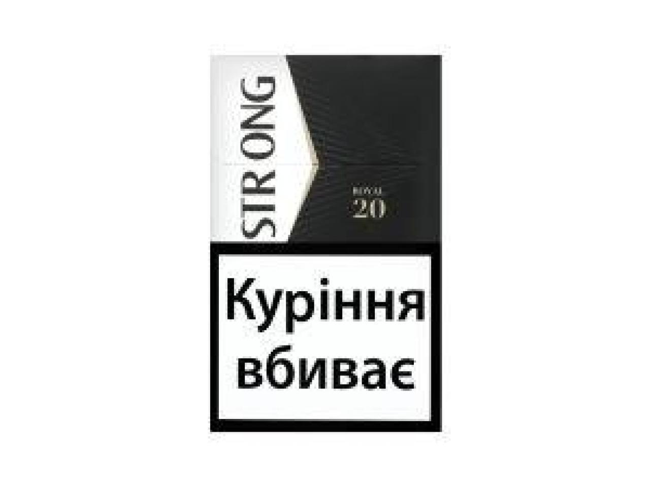 Сигареты Strong - 1