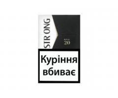 Сигареты Strong - Image 1