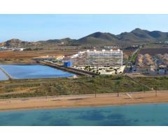 Недвижимость в Испании, Новые квартиры на первой линии пляжа от застройщика в Ла Манга - Image 1