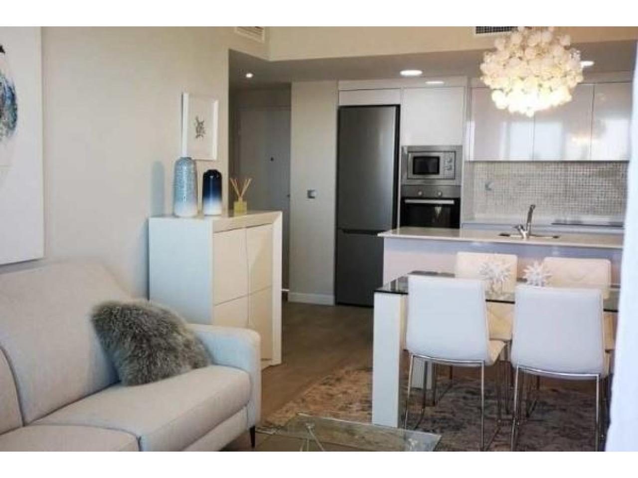 Недвижимость в Испании, Новые квартиры на первой линии пляжа от застройщика в Ла Манга - 2