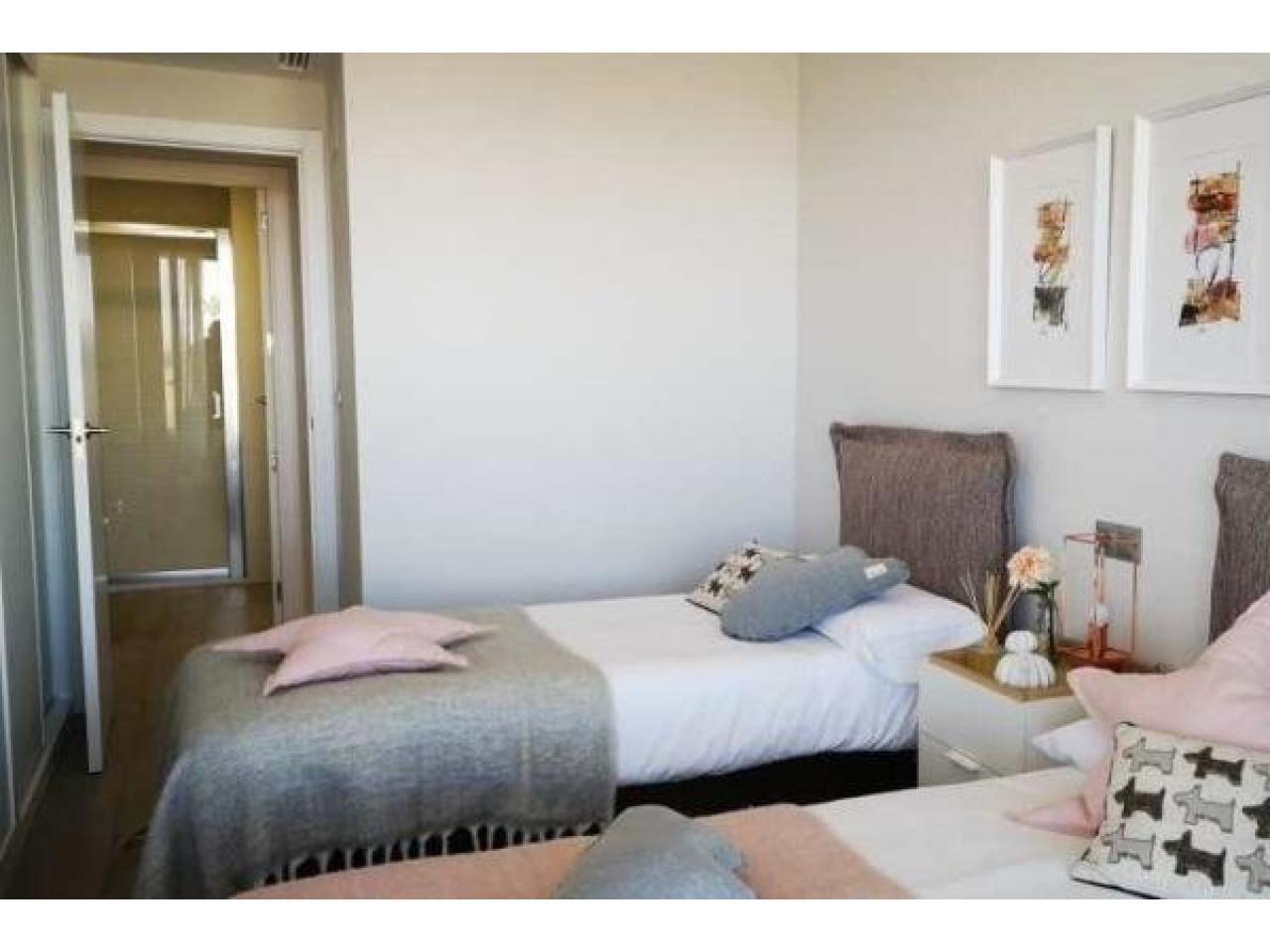Недвижимость в Испании, Новые квартиры на первой линии пляжа от застройщика в Ла Манга - 6