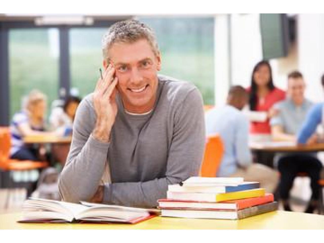 Преподаватель Cambridge Assessment, BEC, CAEL, CELPIP, ELSA, PTE, TELC курсы, репетитор из США - 1