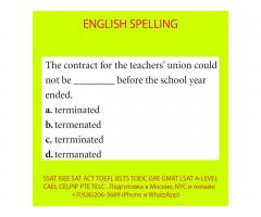Подготовка к SSAT ISEE SAT ACT TOEFL IELTS TOEIC GRE GMAT LSAT A-LEVEL BEC CAEL CELPIP PTE TELC - Image 12