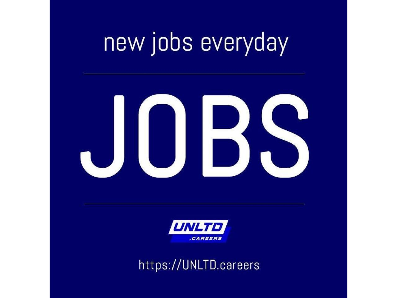 Требуются работники в разных сферах в Лондоне, зарплата до 2400 ф в месяц - 1