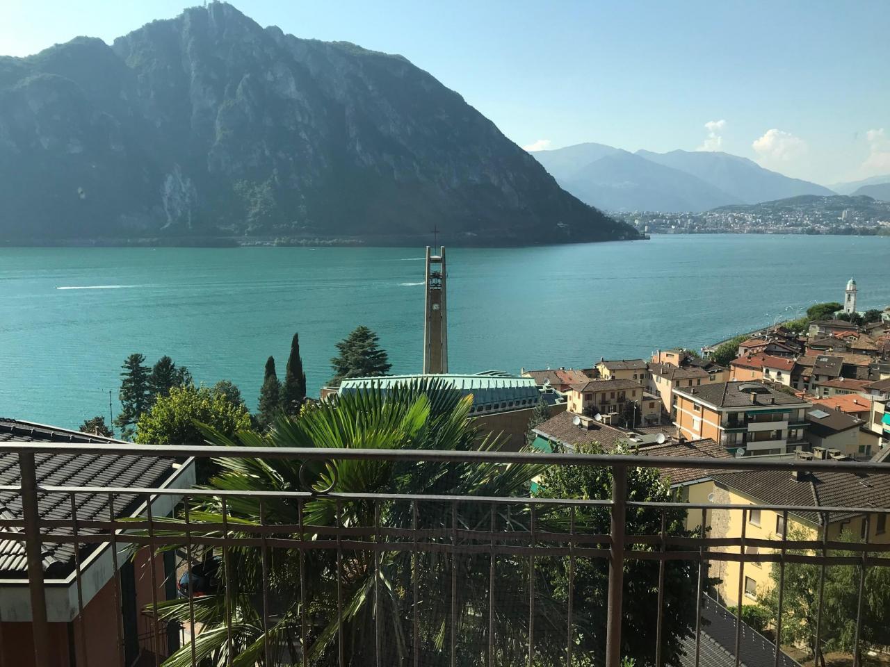 Продастся новая квартира 4х комнатная в Кампионе д Италия на озере Лугано - 1