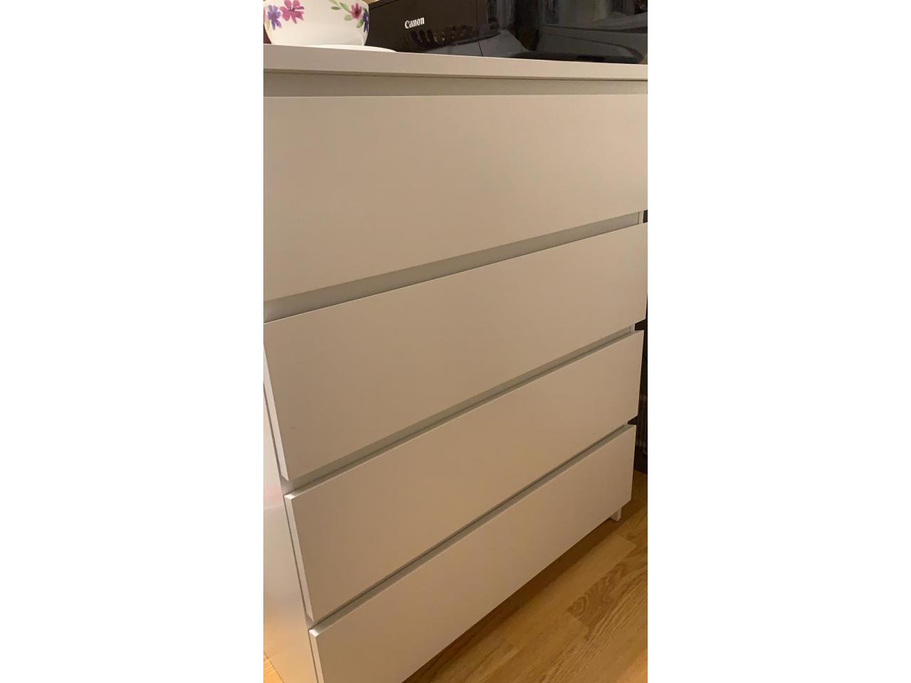 Продам шкаф,комод и тумбу IKEA - 2