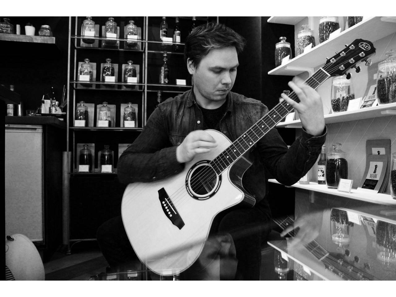 Уроки игры на гитаре - 4