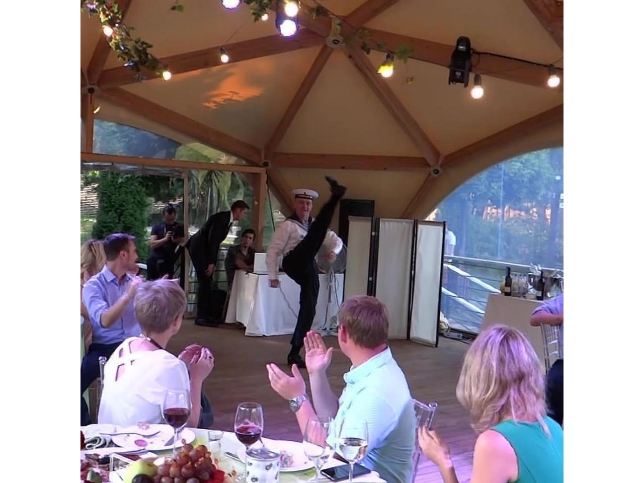Степ на свадьбу - 5