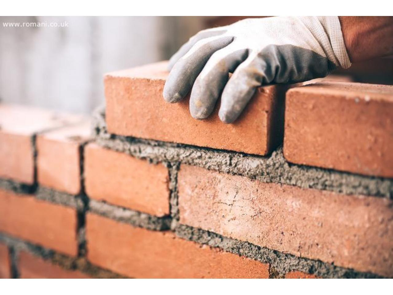 Нанимаем 2-3 каменщика( bricklayers ) - 1