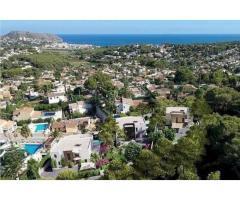 Недвижимость в Испании, Новая вилла с видами на море от застройщика в Морайра,Коста Бланка,Испания - Image 4
