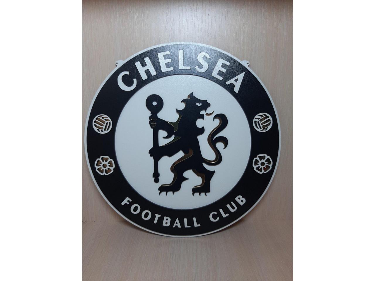 3D эмблемы  клубов - 2