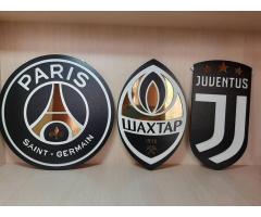 3D эмблемы  клубов - Image 3
