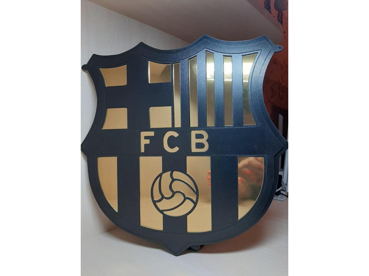 3D эмблемы  клубов - 5