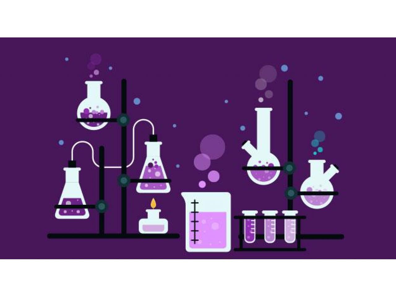 Репетитор по химии/science - 1