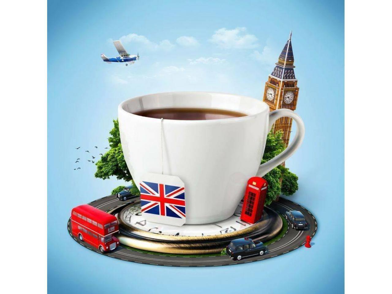 Уроки английского по skype / zoom из Лондона. - 1