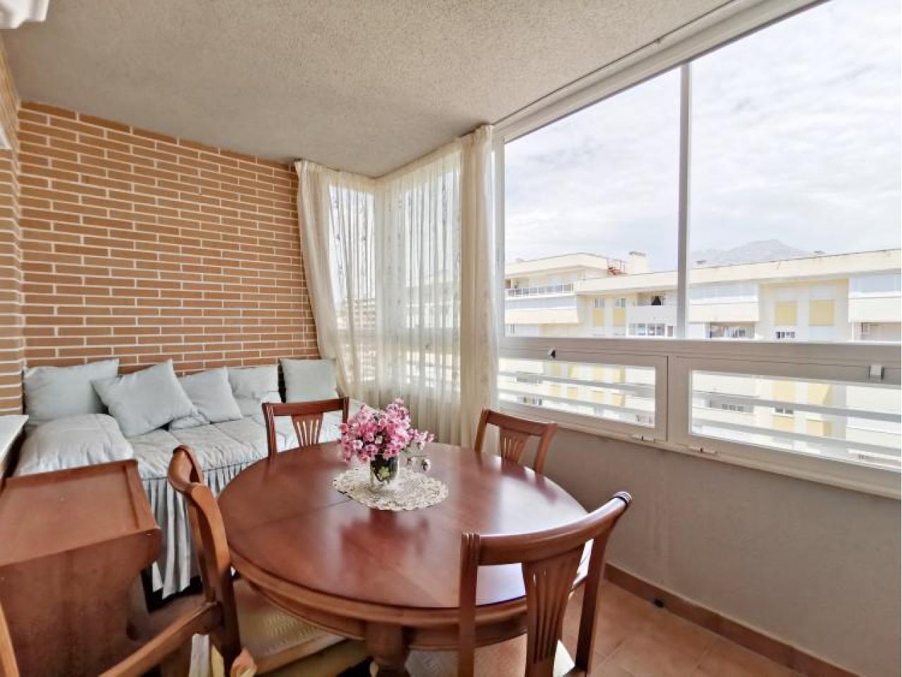Прекрасная квартира возле моря в Бенидорме, Испания - 3