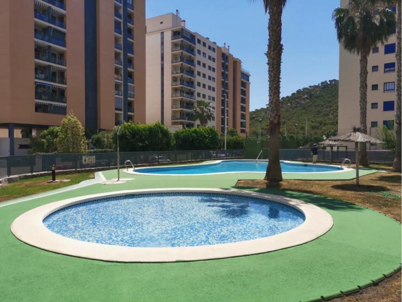 Прекрасная квартира возле моря в Бенидорме, Испания - 8