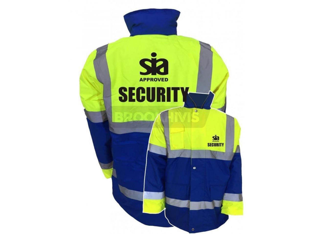 Требуются мужчины и женщины на работу охранником, зарплата в месяц до £2400. - 1
