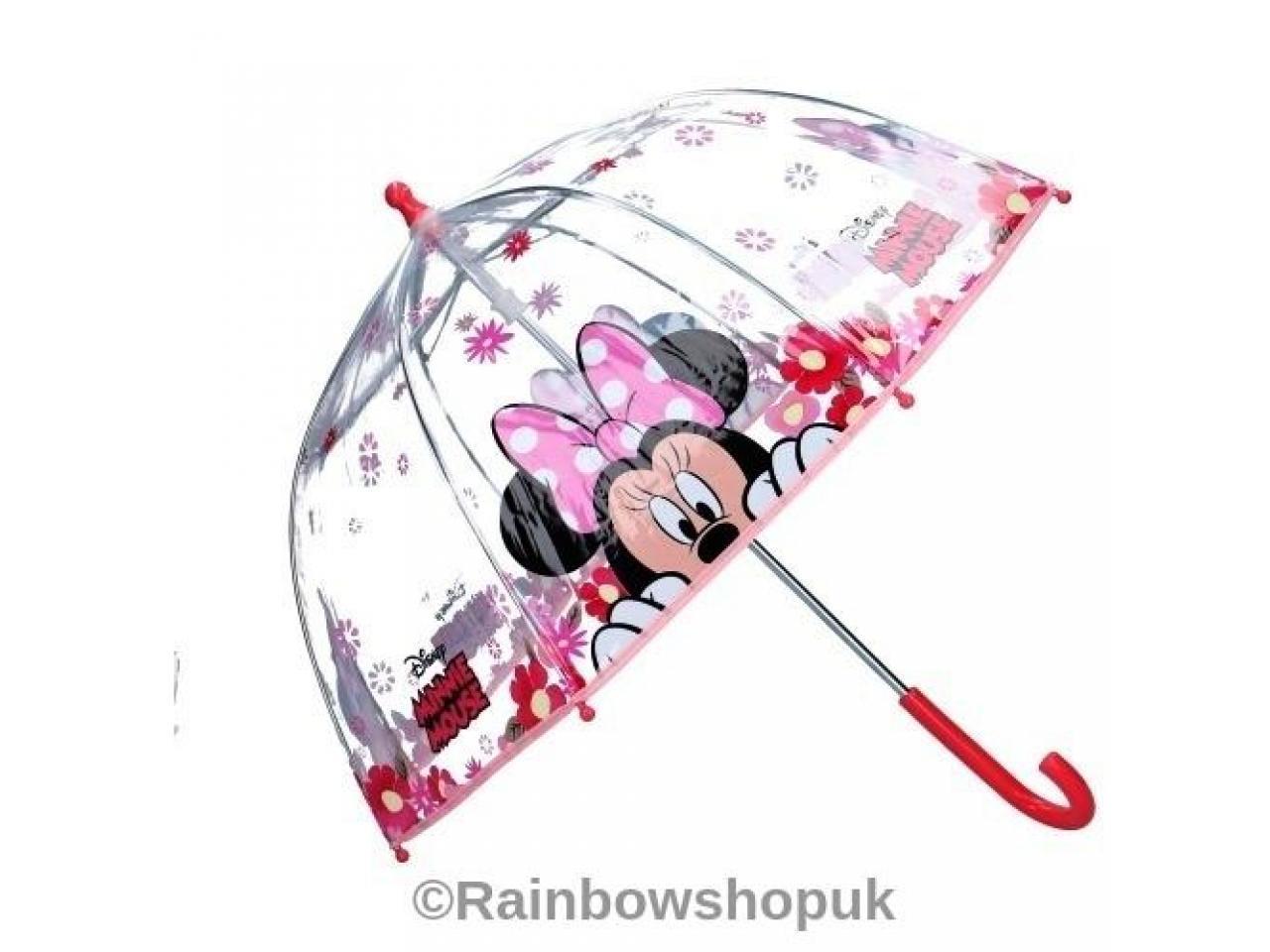 продам детский зонтик Мини Маус от компании Disney - 1