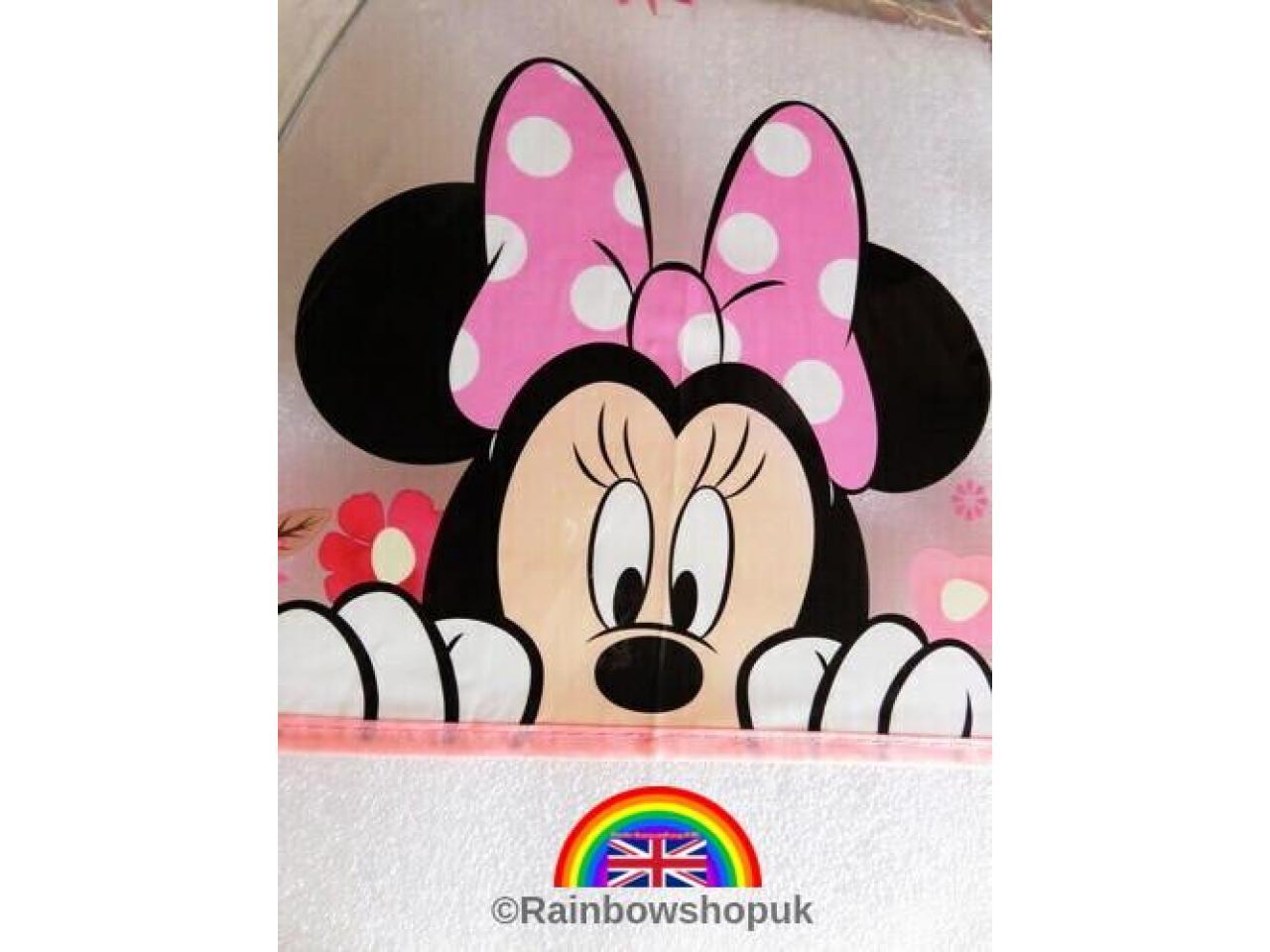 продам детский зонтик Мини Маус от компании Disney - 2