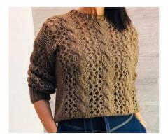 Джемпера и пуловеры ручной работы - Image 1
