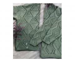 Джемпера и пуловеры ручной работы - Image 3