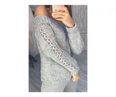 Джемпера и пуловеры ручной работы - Image 4