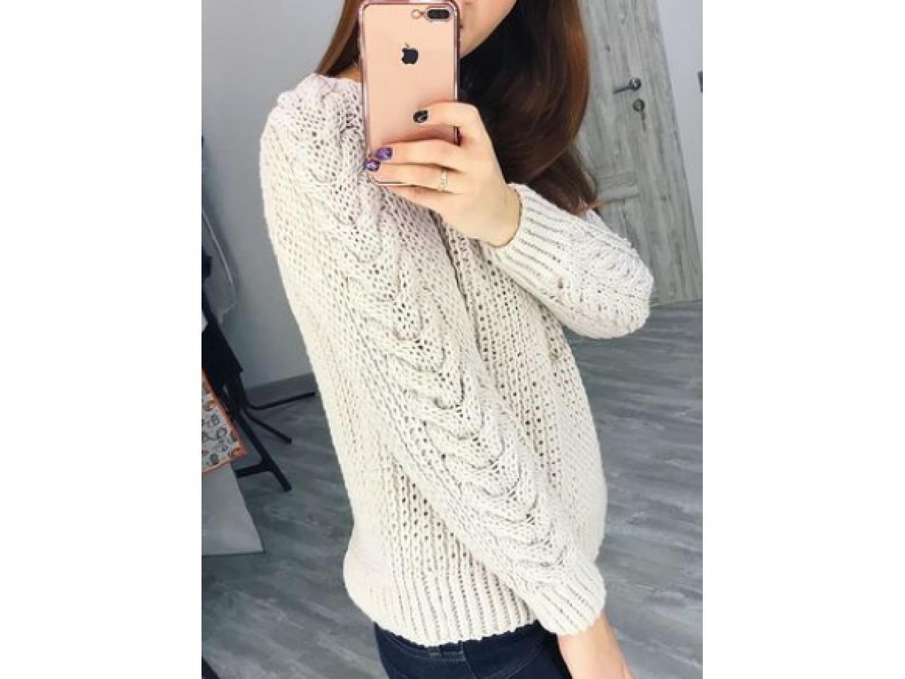 Джемпера и пуловеры ручной работы - 5