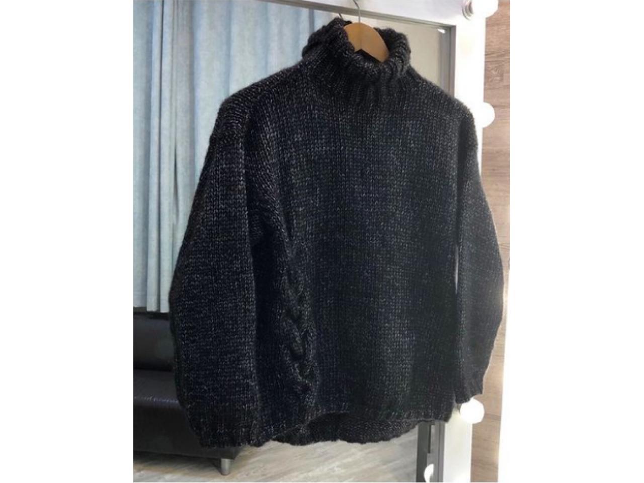 Джемпера и пуловеры ручной работы - 7