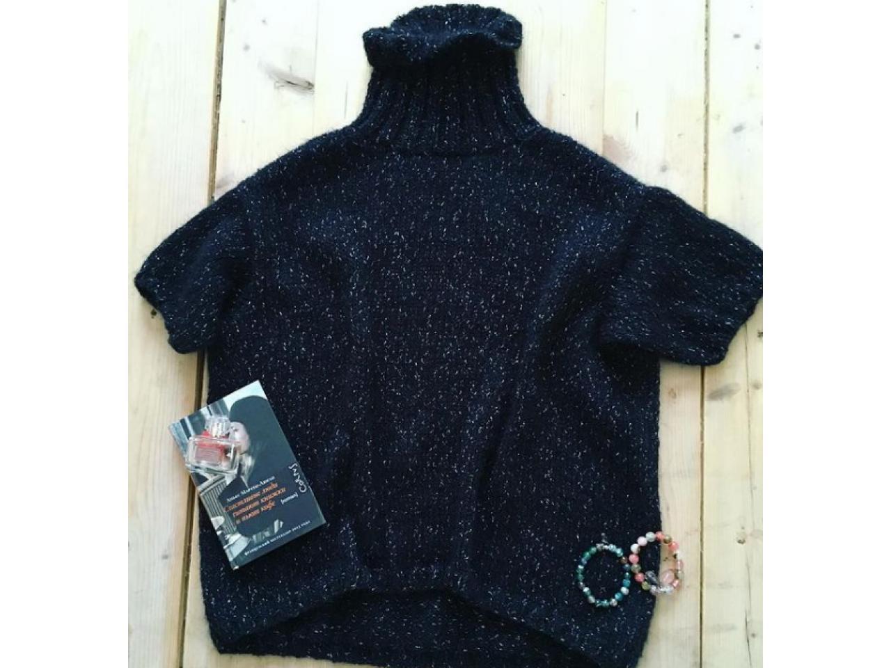 Джемпера и пуловеры ручной работы - 9