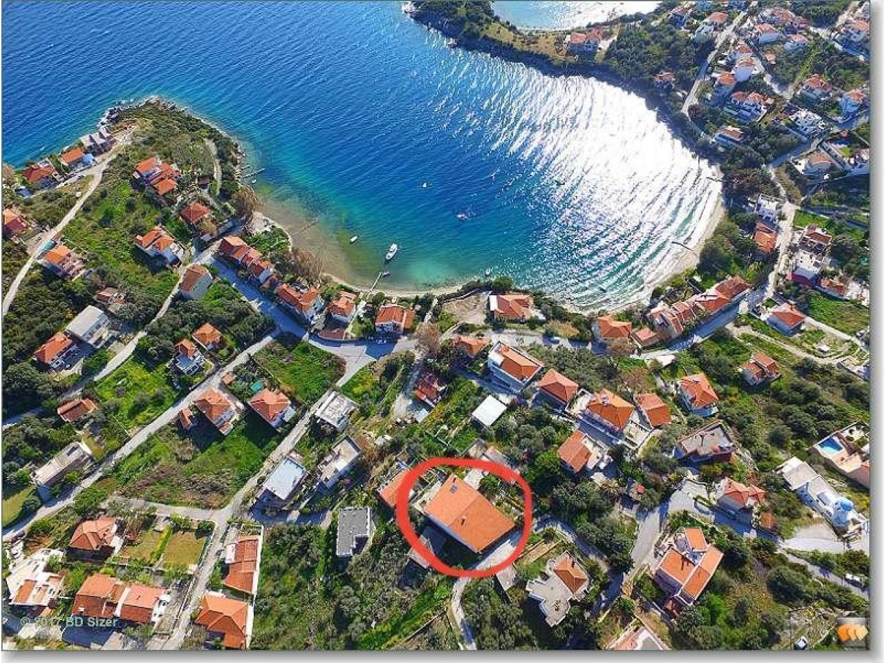 Дом в Греции 500€ кв. м. (Волос, Марафос) - 1