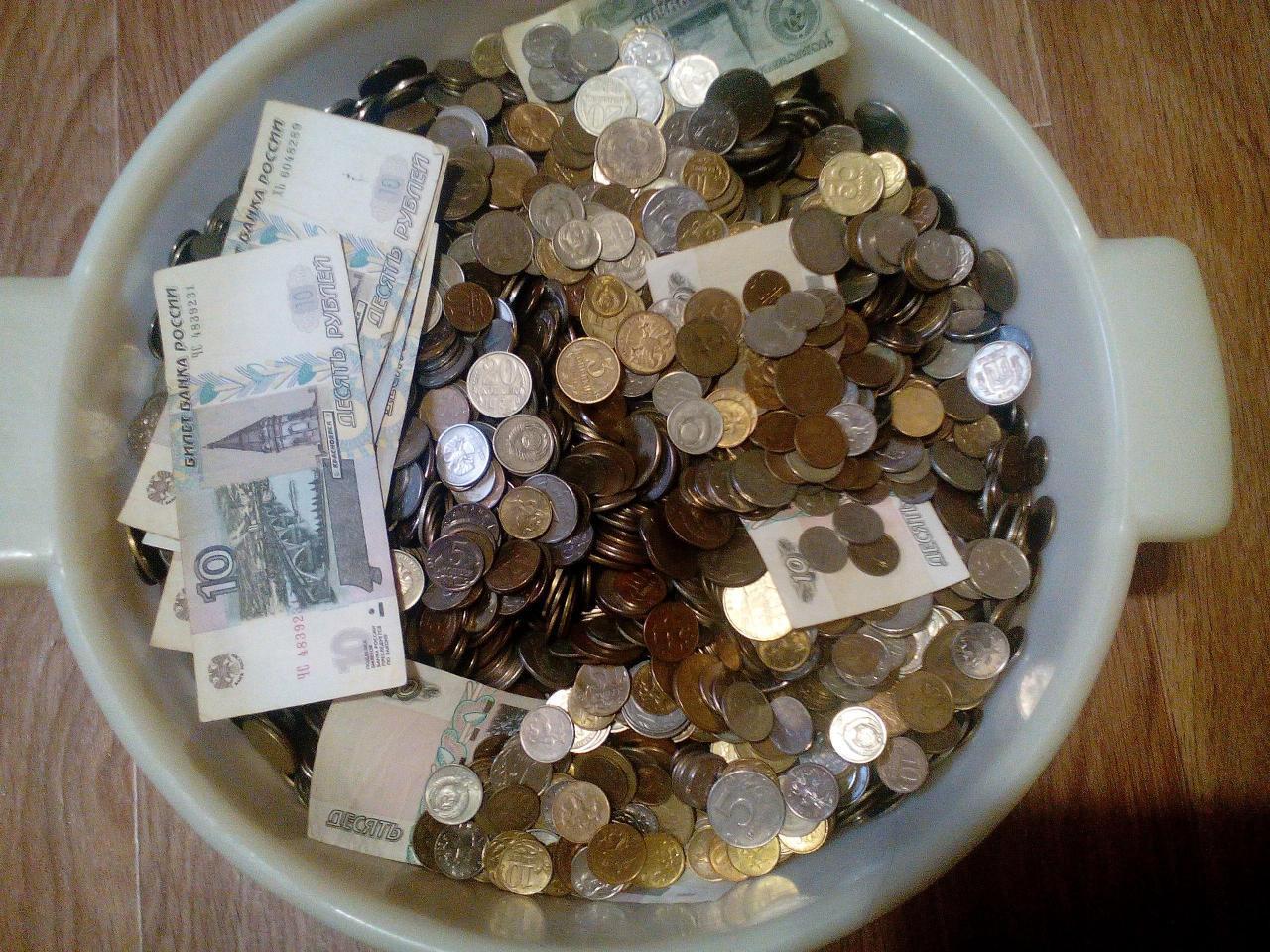 Монеты СССР,ГКЧП,Украина молодая - 10