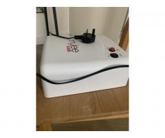 UV lamp для ногтей 36 ватт и набор для покрытия - Image 2