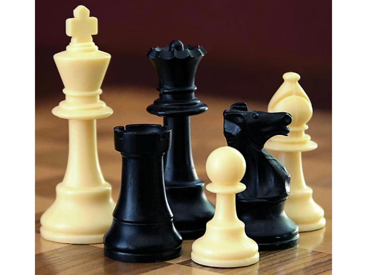 Шахматные уроки - 1