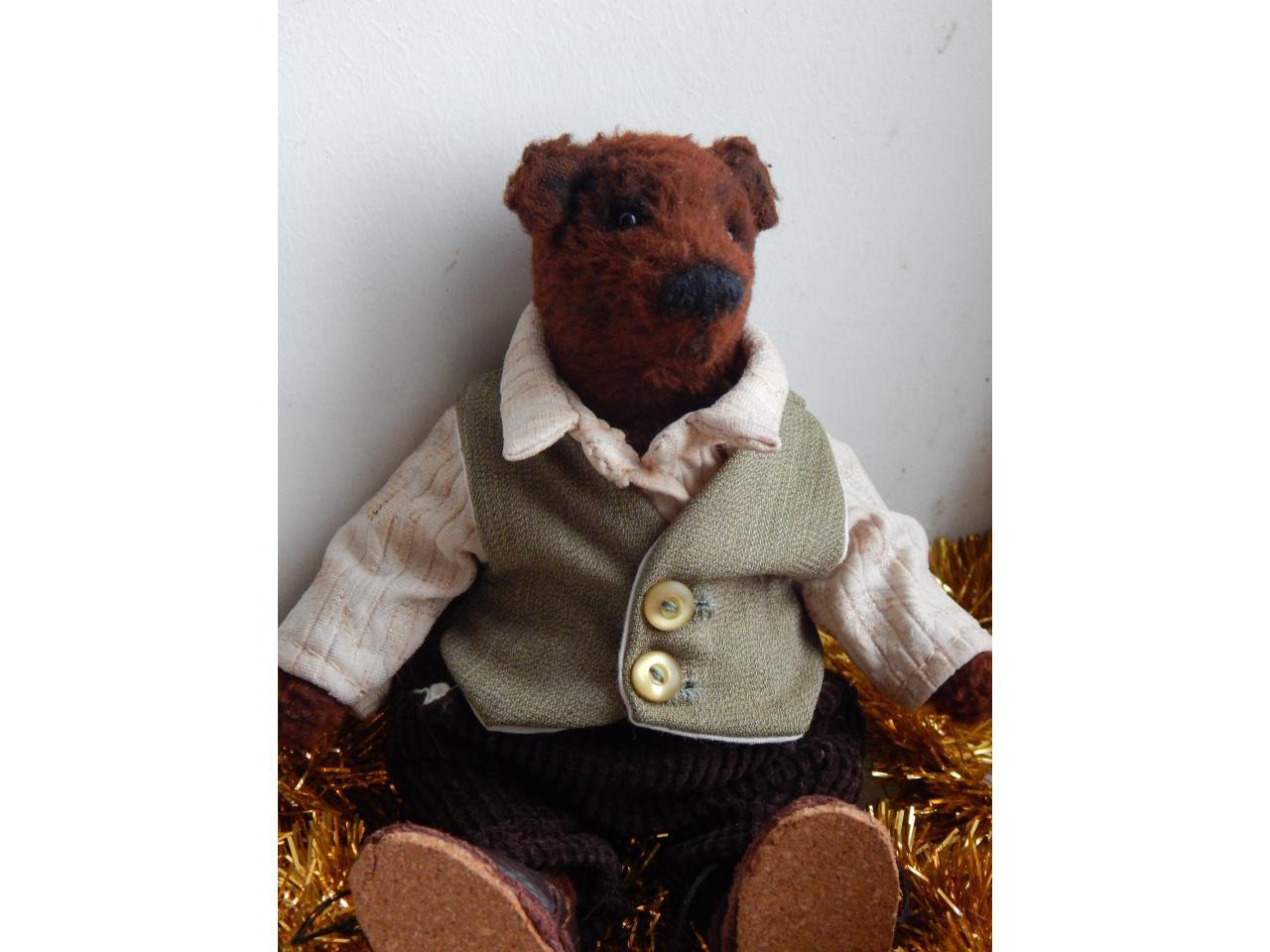 Мишка Тедди. - 2