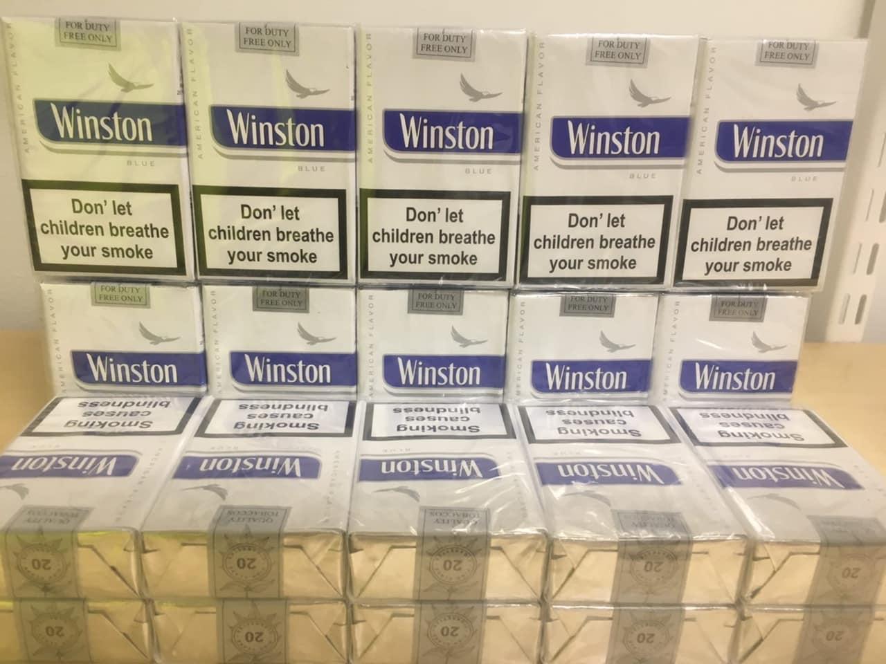 Доставка оптом сигарет с Латвий - 1