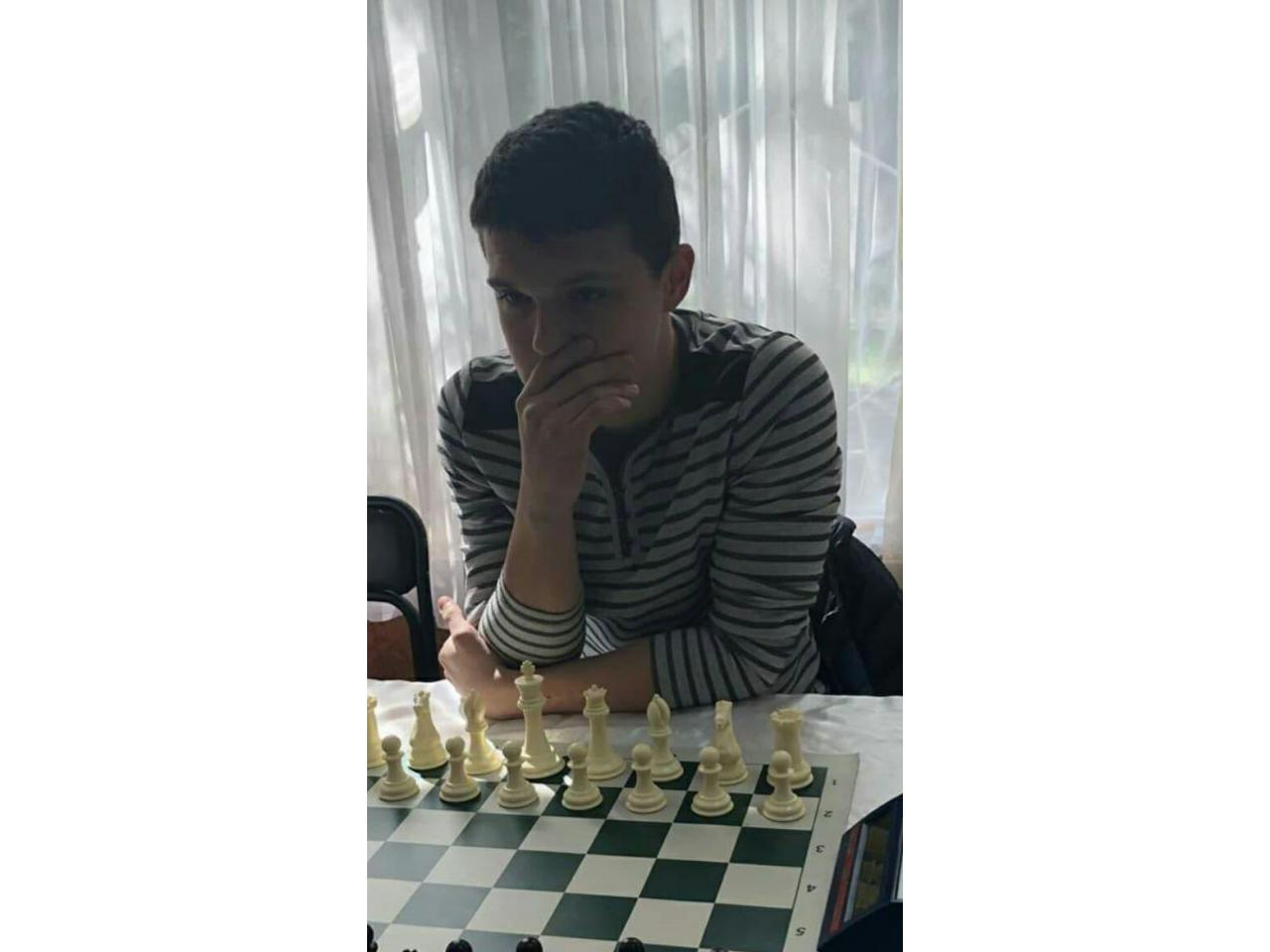 Тренер-репетитор по шахматам онлайн - 1