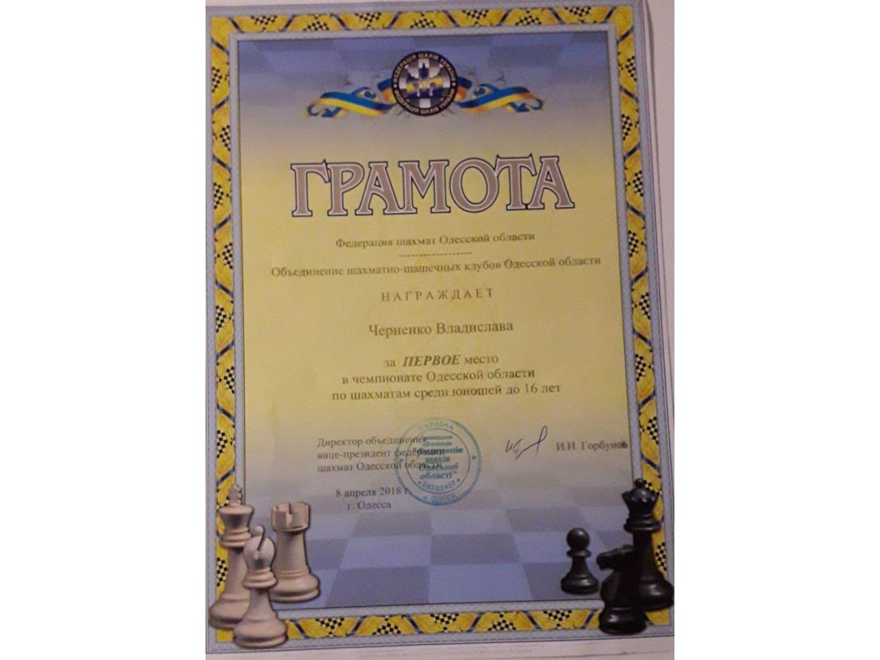Тренер-репетитор по шахматам онлайн - 6