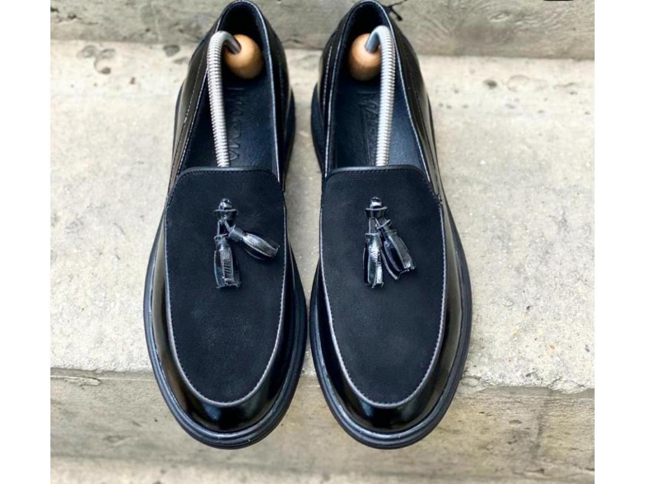 Продаю мужскую обувь ручной работы - 1
