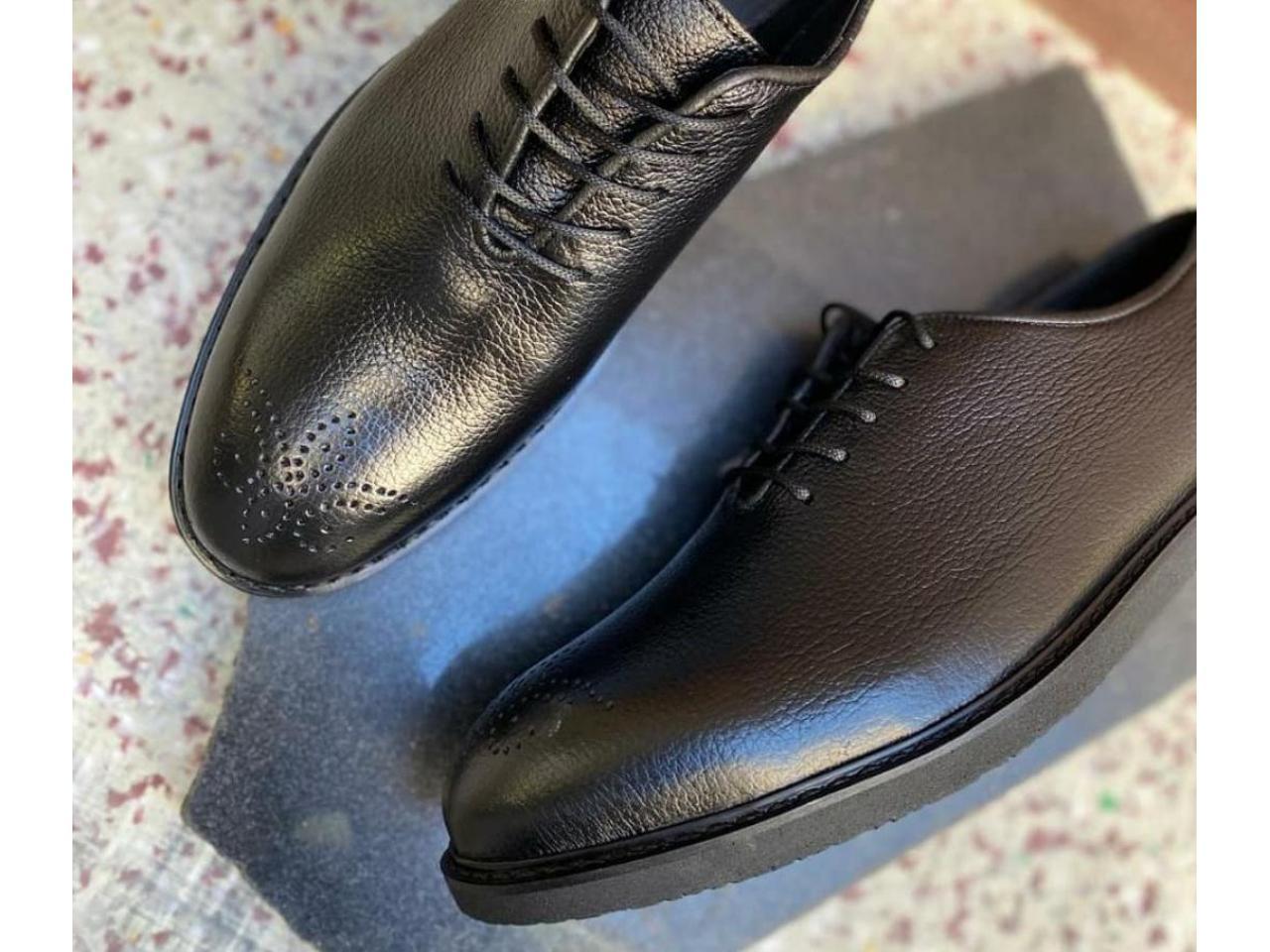 Продаю мужскую обувь ручной работы - 2