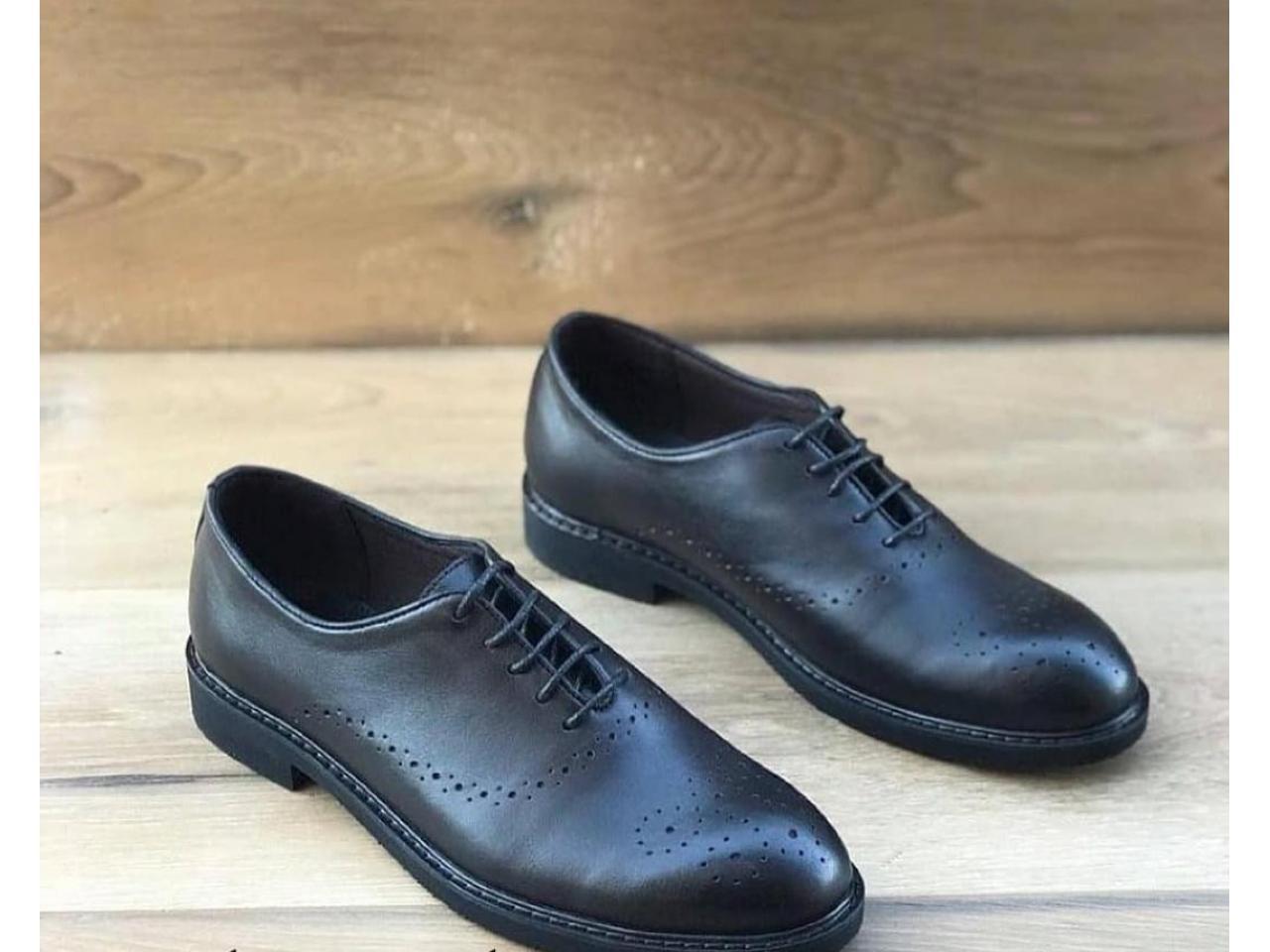 Продаю мужскую обувь ручной работы - 7