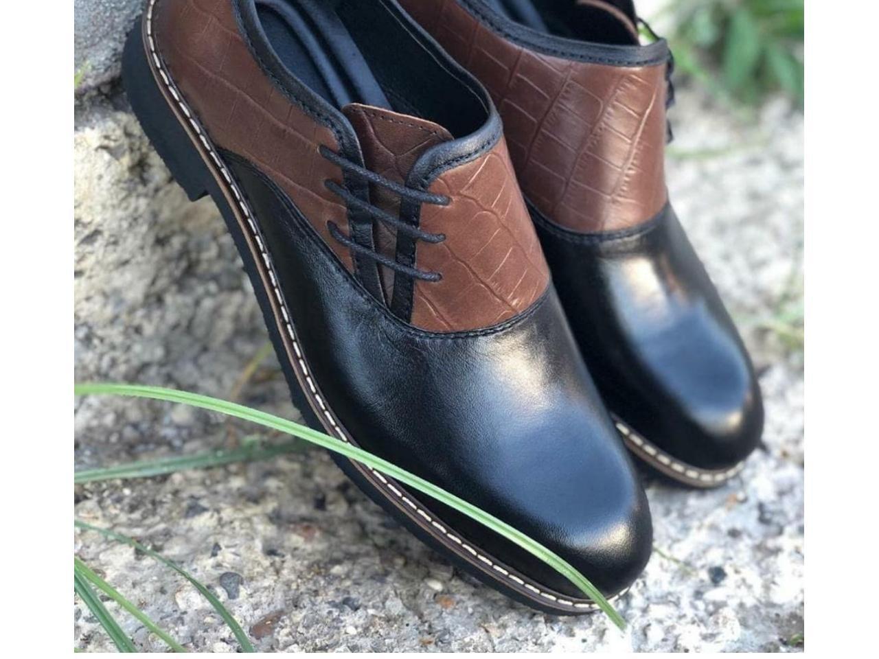 Продаю мужскую обувь ручной работы - 10