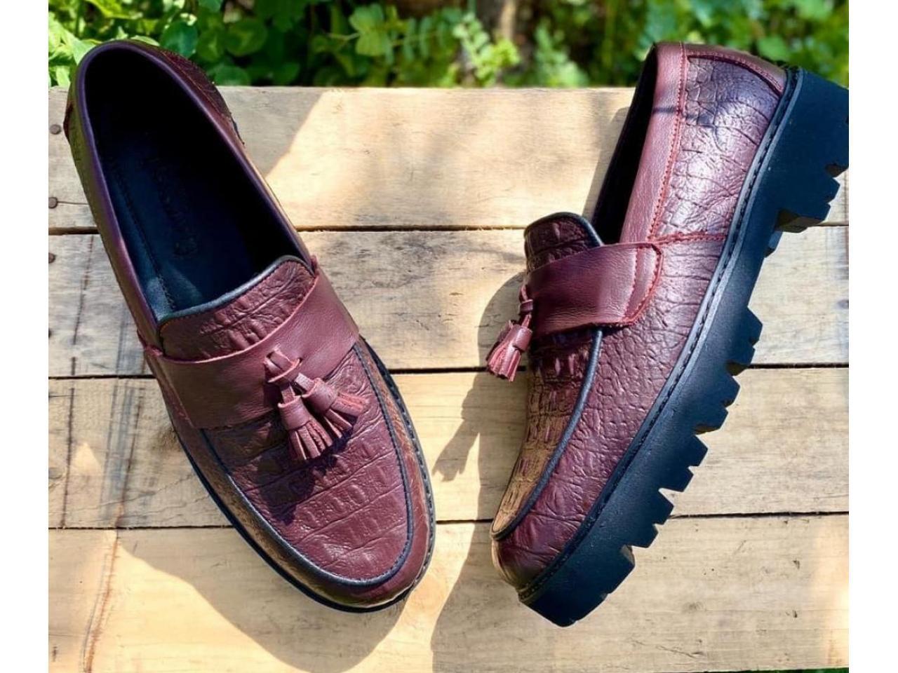 Продаю мужскую обувь ручной работы - 11