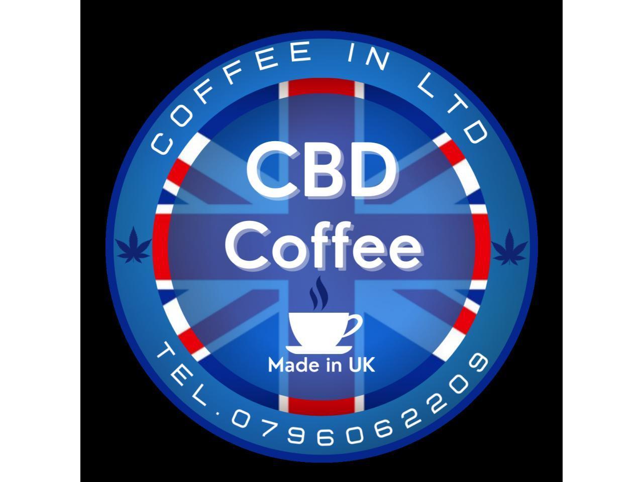 CBD coffee - 1