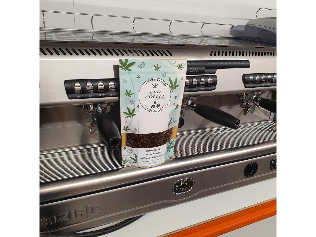 CBD coffee - 2