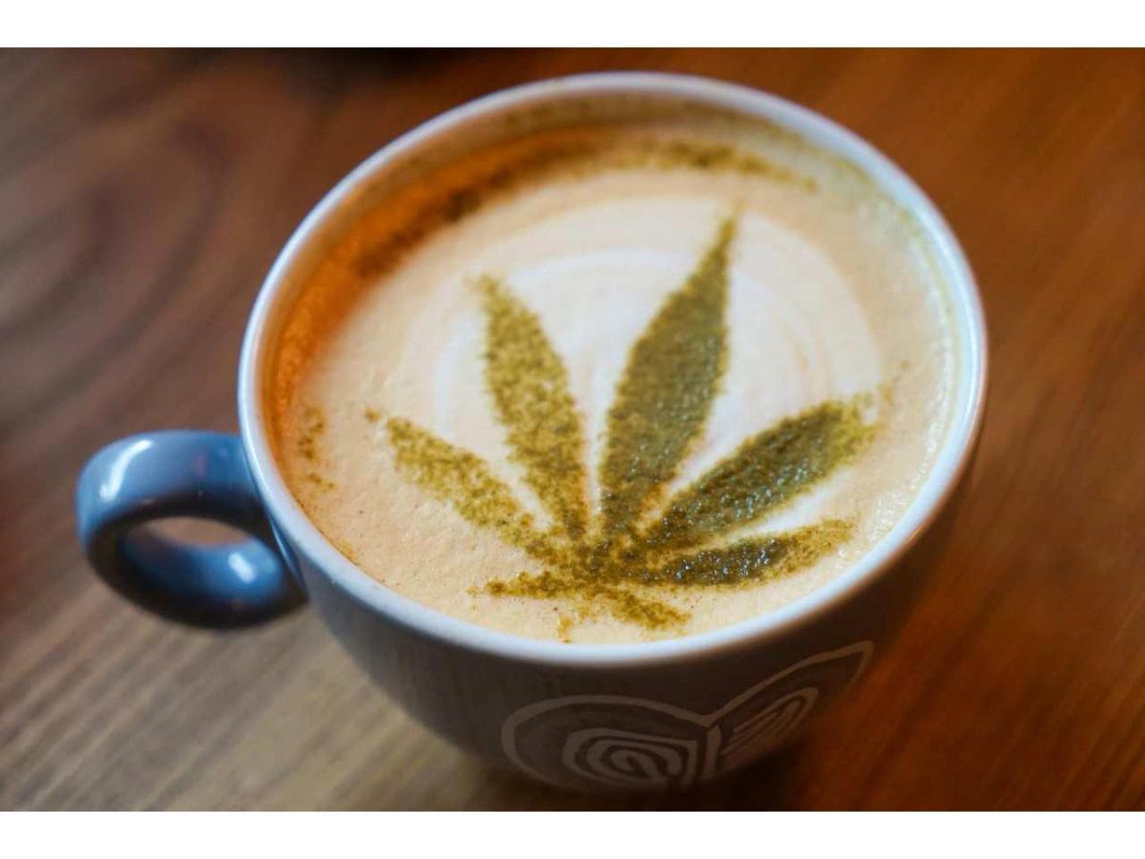 CBD coffee - 4