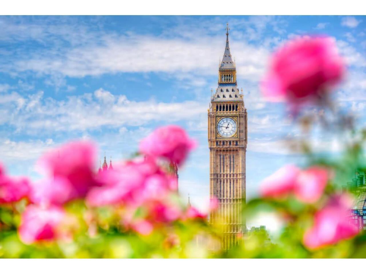Уроки английского по skype из Лондона. - 1