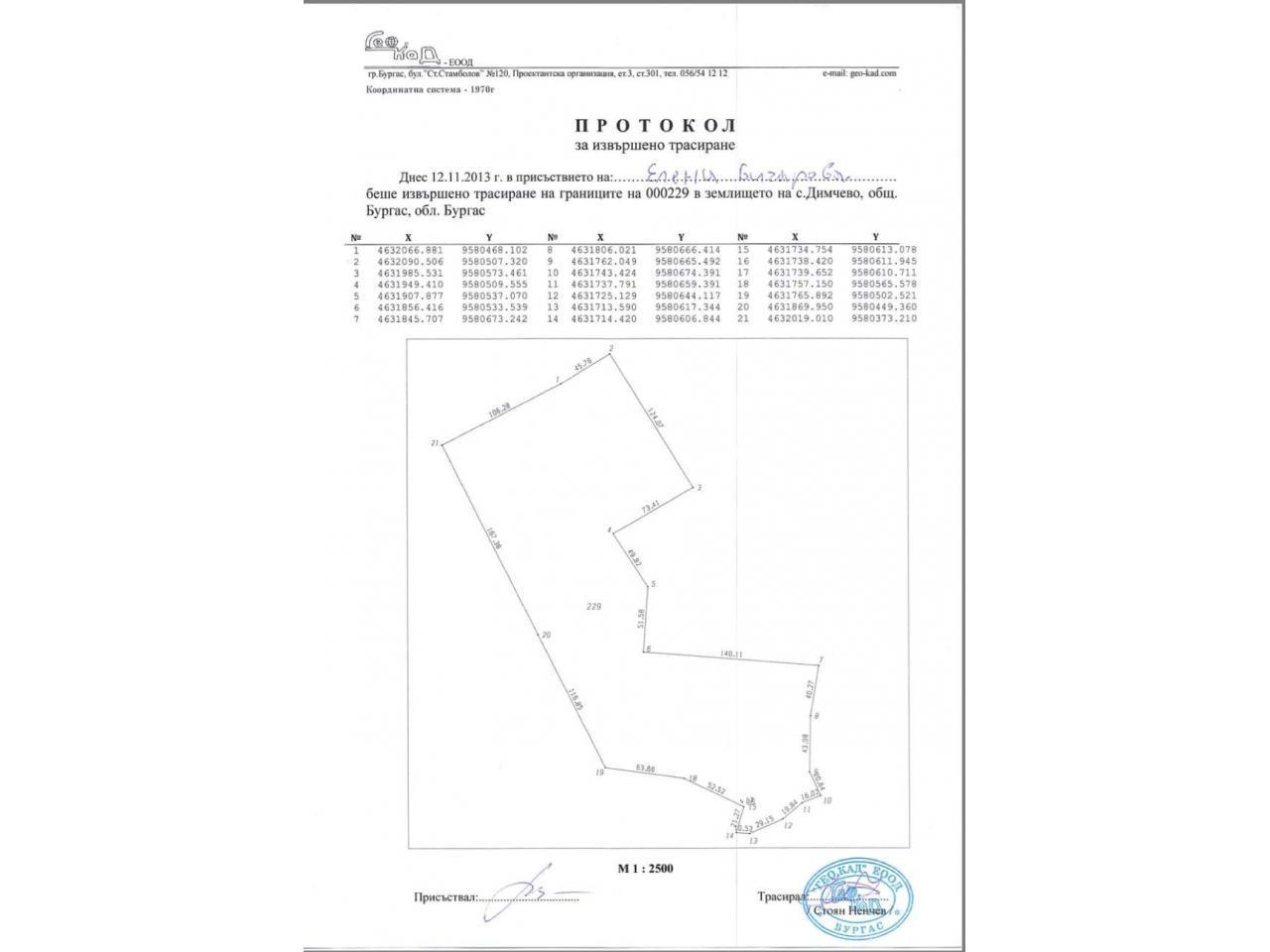 Участок земли в Болгарии - 7