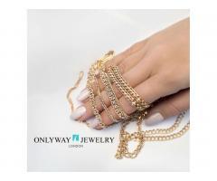 Золотые цепи и браслеты в Лондоне - Image 1